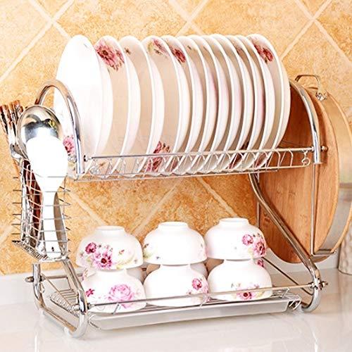 Utensilios de Cocina MMGZ MMGZ multifunción Cocina de Acero Inoxidable Solo Disco Colgador Palillos de Cortar Bloque Porta