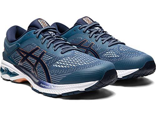 ASICS Men's Gel-Kayano 26 Running Shoes Blue Size: 8 UK
