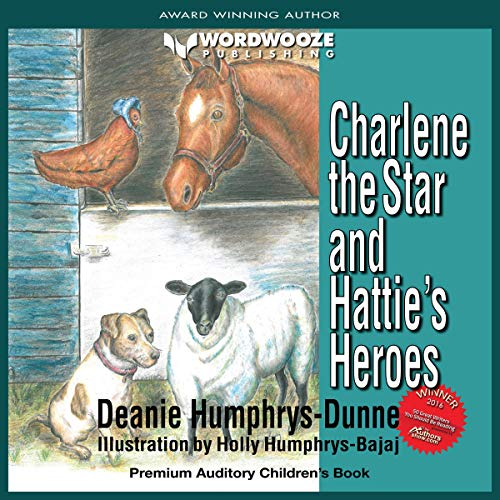 Charlene the Star and Hattie's Heroes  By  cover art
