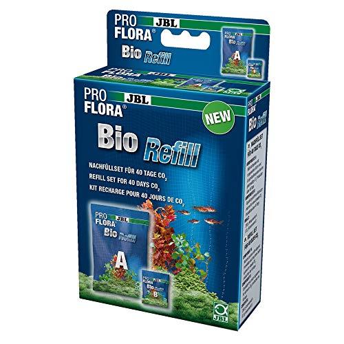 JBL PROFLORA BioRefill 6444700, Nachfüllset für Bio-CO2-Düngeanlagen