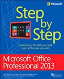 Microsoft Office Professional 2013 Step by Step (English Edition)