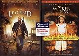 I Am Legend / The Wicker Man (2-Pack)