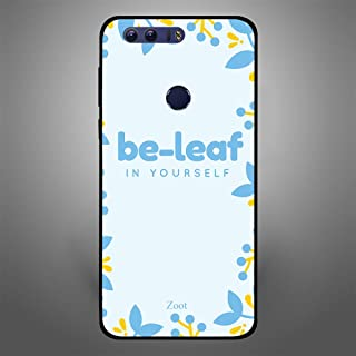 Huawei Honor 8 Be leaf in yourself, Zoot Designer Phone Covers