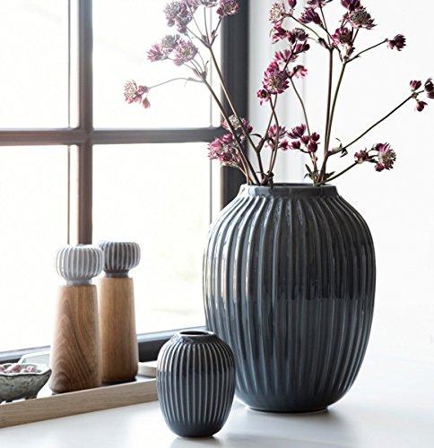 "HAK KÃ""HLER Hammershoi Vase, Porzellan, 20cm"