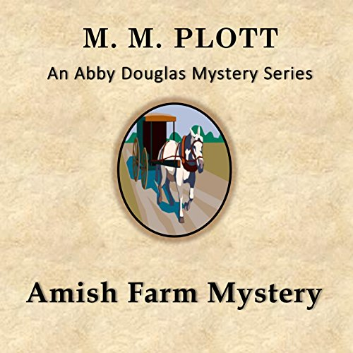 Couverture de The Amish Farm Mystery