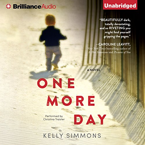 One More Day audiobook cover art