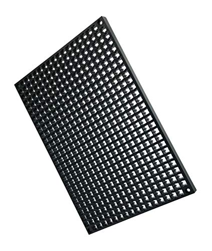 Organizer Genie - One Black Pegboard to organize your Sockets, Wrenches, Pliers, Screwdrivers, Bits and All Other Tools