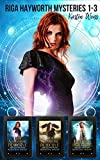 Riga Hayworth Mysteries 1-3: Paranormal Mystery Boxed Set (A Riga Hayworth Paranormal Mystery) (Kindle Edition)
