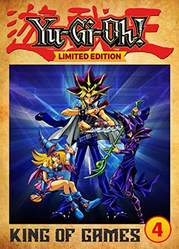 Yu-Gi-Oh! King Of Games : Chapter 4 - Yu-Gi-Oh! King Of Games Manga comedy phantasy graphic Action (English Edition)