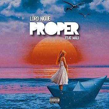 Proper (feat. Mali)