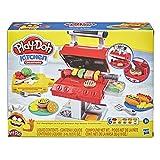 Play-Doh Kitchen – Pate A Modeler – Le Roi du Grill