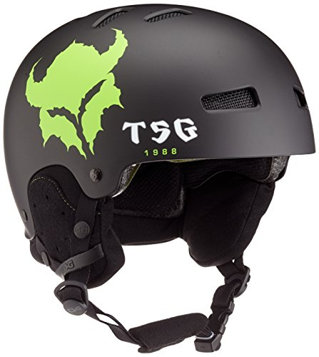 TSG Gravity Graphic Design Helm, Sponsor me, S/M