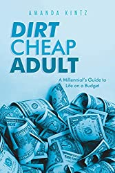 books on frugality - front cover of dirt cheap adult book