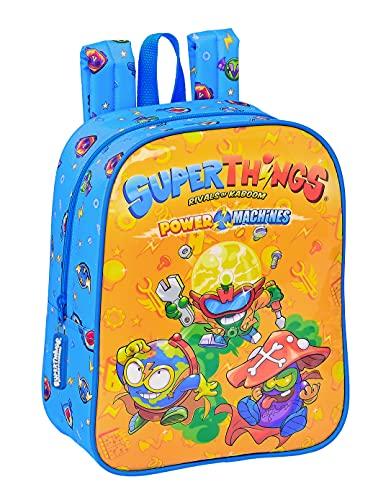 safta Mochila Infantil de Superthings Serie 7, 220x100x270 mm