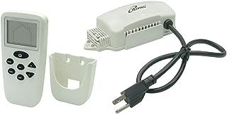 Iliving ILG8SFRC Exhaust Fan Smart Remote Control Kit, White