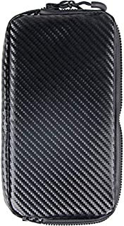 R250(アールニーゴーマル) 防水スマートライドポーチDX-ワイド カーボン R25-M-WPPOUCHDXW-C