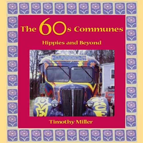 The 60s Communes audiobook cover art