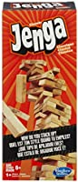Jenga Classic Refresh Game (Packaging may vary)
