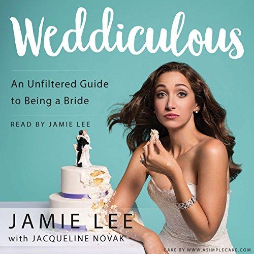 Weddiculous audiobook cover art