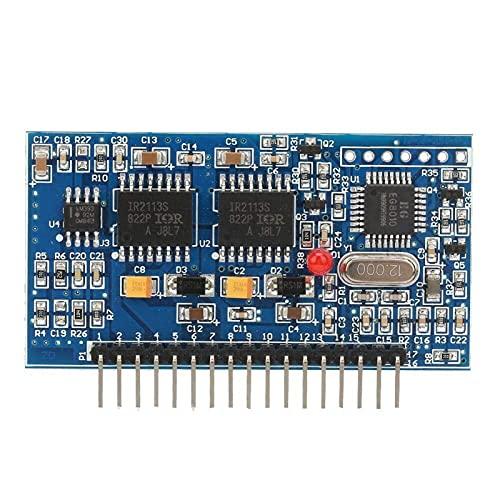Modulo driver dell'inverter, 5V 23.4kHz IR2110 Protezione da sovratensione della sovratensione Scheda del driver della scheda del driver PWM PWM Frequenza del supporto per DC-DC-AC-AC Architettura di