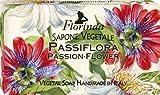 Florinda -Sapone Vegetale Seife- Passiflora - Passion-Flower - 100 g.
