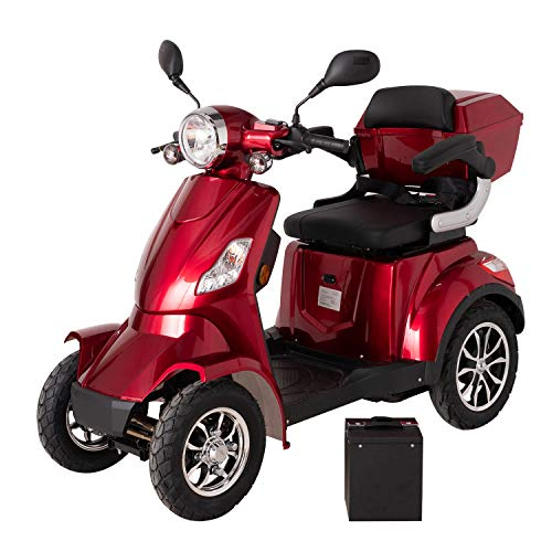 Green Power Mobility Scooter 1000W