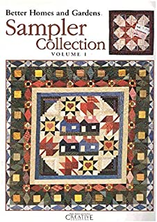 Better Homes and Gardens Sampler Collection Volume 1 (Quilts)