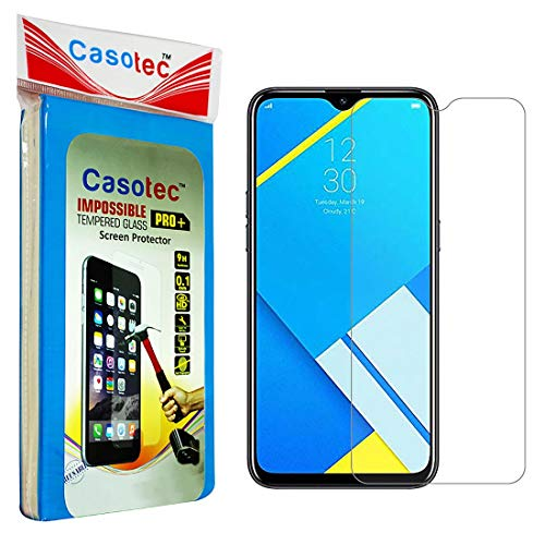 Casotec Hammer Proof Impossible Film Screen Protector [Not a Tempered Glass] Screen Guard for Realme C2