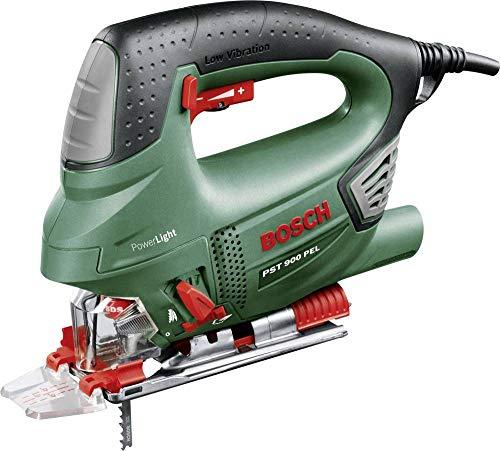 Bosch Home and Garden Bosch-Scie sauteuse PST 900 PEL 06033A0220, Multicouleur