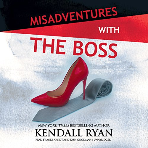 Misadventures with the Boss audiobook cover art