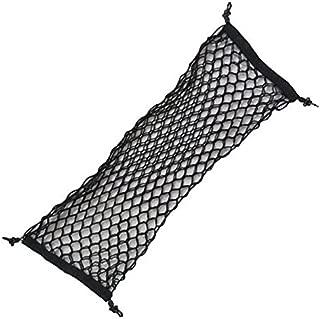 /90/x 30/cm Tinksky Elastic Nylon Boot Netting//Owner Storage Organiser/ Black