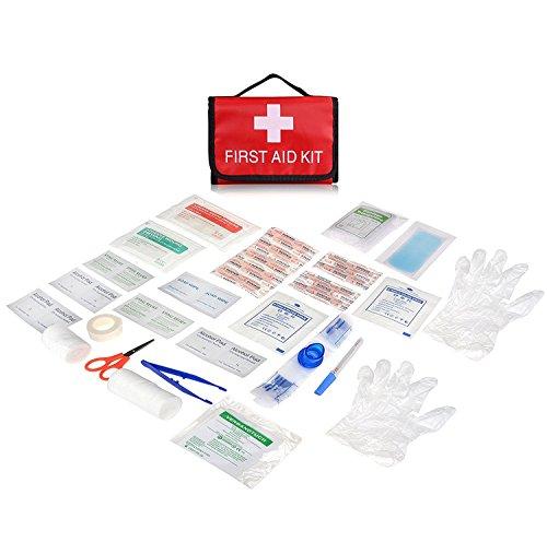 Mini Compact Kit di primo soccorso Plusinno Sacchetto...