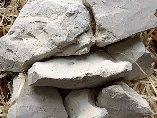 UCLAYS Green Clay, Argile Verte, Argile comestible (grumeaux) Naturellement alimentaire (alimentaire), Argile comestible 110 g