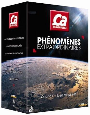 Coffret phénomènes extraordinaires [Francia] [DVD]