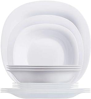 Service à vaisselle - 18 pièces - Luminarc