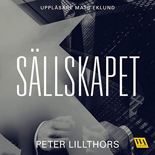 Sällskapet audiobook cover art