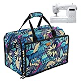 Sewing Machine Carrying Case Tote Bag,Universal Nylon Carry Bag, Universal Padded Storage Cover Carrying Case...
