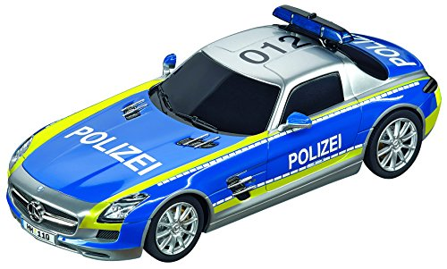 Carrera 20030793 Digital 132 Mercedes-SLS AMG  Polizei