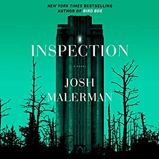 Inspection audiobook cover art
