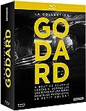 La Collection Godard: À bout de souffle + Le Mépris + Alphaville + Une Femme est une femme + Made in USA + Pierrot le Fou + Le Petit Soldat [Francia] [Blu-ray]