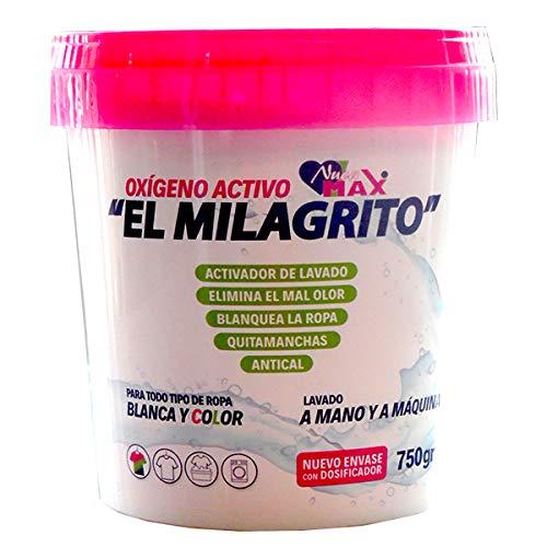 EL MILAGRITO QUITAM OXIGENO Activo 750 GRS