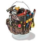 BucketBoss バケッター30 Bucketeer(CAMO)工具収納用バケツカバー 85030