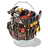 Bucket Boss - Camo Bucketeer Bucket Tool Organizer...