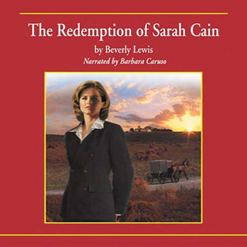 The Redemption of Sarah Cain cover art