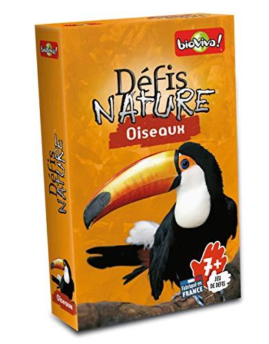 Bioviva - 280051 - Défis Nature - Oiseaux