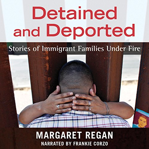 Detained and Deported audiobook cover art