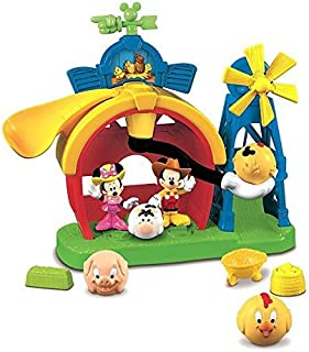 Mickey's Farm Playset Mickey Mouse Clubhouse