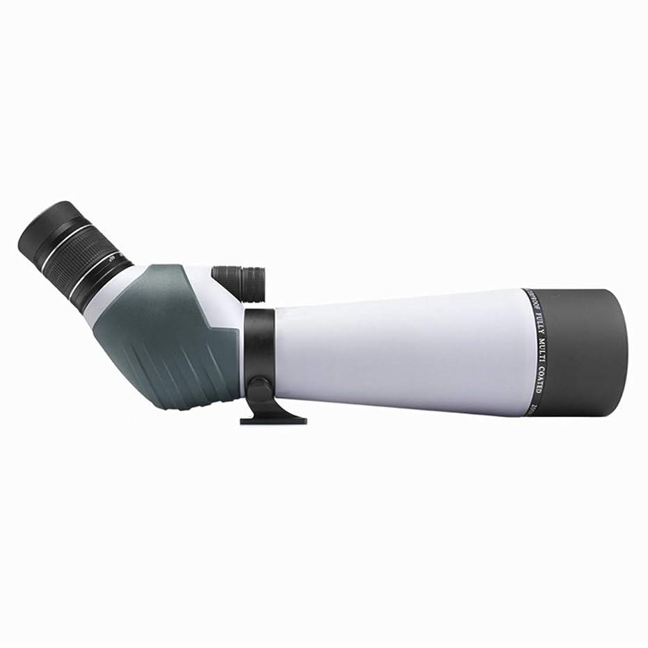 打倒クリアオプショナルAIYAMAYA 高出力 20-60x80 単眼鏡 明るく透明 防水 フォグプルーフ - バードウォッチング、スターゲイジング、観光、風景、三脚付き