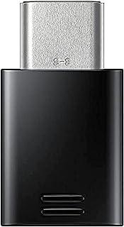 محول يو إس بي سي من سامسونج يو إس بي، EE-GN930، أسود - مناسب لهاتف جالاكسي A3 A320F، جالاكسي A5 A520F، جالاكسي S8 G950F، ج...