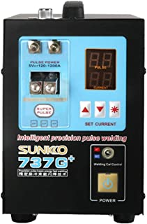 Fesjoy Punto automático Gran potencia Modo dual 1200 A Pulso Corriente Móvil Pulso Soldadura Pluma Punto